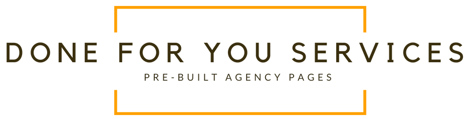 CUSTOM AGENCY WEBSITE
